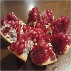 pomegranates Valencianas...