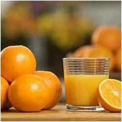Reine Saft Orangen