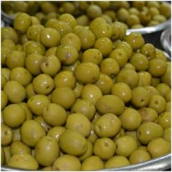 Oliven mit Sardellen...